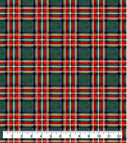 Cotton,Quilt,Fabric,Flannel,Super,Snuggle,Christmas,Green,Tartan,Plaid,,quilt backing, dresses, quilt fabric,cotton material,auntie chris quilt,sewing,crafts,quilting,online fabric,sale fabric