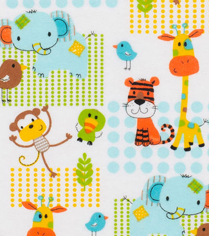 Cotton,Quilt,Fabric,Flannel,Super,Snuggle,Zoo,Animals,Patch,,quilt backing, dresses, quilt fabric,cotton material,auntie chris quilt,sewing,crafts,quilting,online fabric,sale fabric