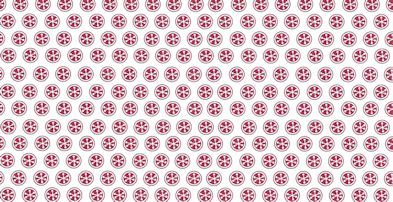 "Cotton Quilt Fabric Christmas Peppermint Dots Red White 60"" Wide - product images  of"