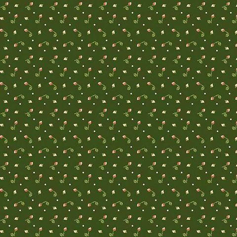 Cotton,Quilt,Fabric,Tiny,Rosebuds,Herb,Green,Cut,Yards,,quilt backing, dresses, quilt fabric,cotton material,auntie chris quilt,sewing,crafts,quilting,online fabric,sale fabric
