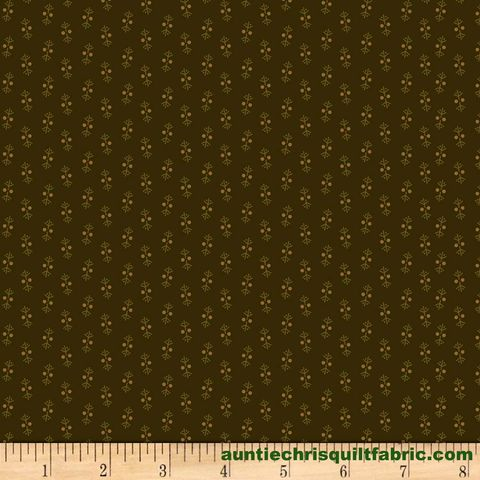 Cotton,Quilt,Fabric,Buttermilk,Blossoms,Shirting,Foulard,Olive,Green,,quilt backing, dresses, quilt fabric,cotton material,auntie chris quilt,sewing,crafts,quilting,online fabric,sale fabric