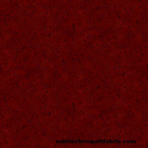 Cotton,Quilt,Fabric,Home,Is,Best,Word,Toss,Houses,Red,,quilt backing, dresses, quilt fabric,cotton material,auntie chris quilt,sewing,crafts,quilting,online fabric,sale fabric