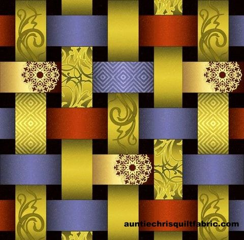 Cotton,Quilt,Fabric,EBI,Reflections,Earth,Tone,Ribbons,Olive,Rust,Black,Gold,,quilt backing, dresses, quilt fabric,cotton material,auntie chris quilt,sewing,crafts,quilting,online fabric,sale fabric