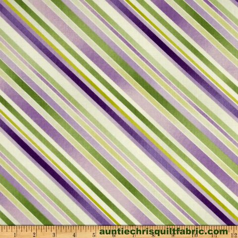 Cotton,Quilt,Fabric,Sundance,Bias,Stripe,Green,Lilac,White,,quilt backing, dresses, quilt fabric,cotton material,auntie chris quilt,sewing,crafts,quilting,online fabric,sale fabric