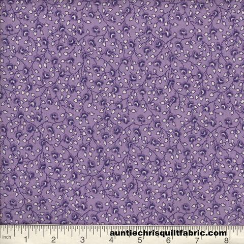 Cotton,Quilt,Fabric,Quilters,Calico,Flowers,Branches,Lilac,Floral,,quilt backing, dresses, quilt fabric,cotton material,auntie chris quilt,sewing,crafts,quilting,online fabric,sale fabric