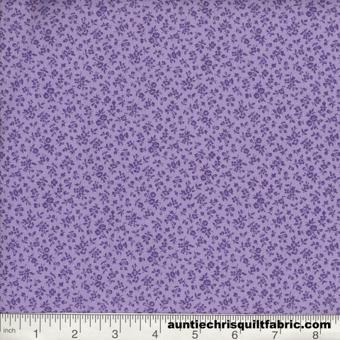 Cotton,Quilt,Fabric,Quilters,Calico,Flowers,238,Purple,Lilac,Floral,,quilt backing, dresses, quilt fabric,cotton material,auntie chris quilt,sewing,crafts,quilting,online fabric,sale fabric