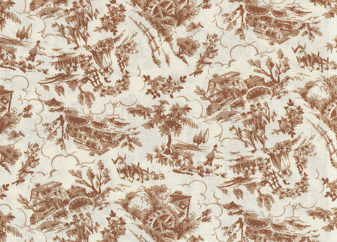 Cotton,Quilt,Fabric,Country,Life,Toile,Antler,Tan,Cut,Yards,,quilt backing, dresses, quilt fabric,cotton material,auntie chris quilt,sewing,crafts,quilting,online fabric,sale fabric