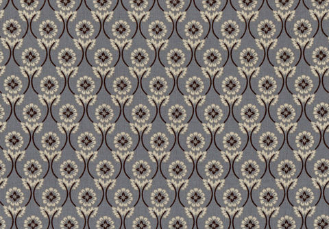 Cotton,Quilt,Fabric,Serviette,Reproduction,Floral,Gray,Cut,Yards,,quilt backing, dresses, quilt fabric,cotton material,auntie chris quilt,sewing,crafts,quilting,online fabric,sale fabric