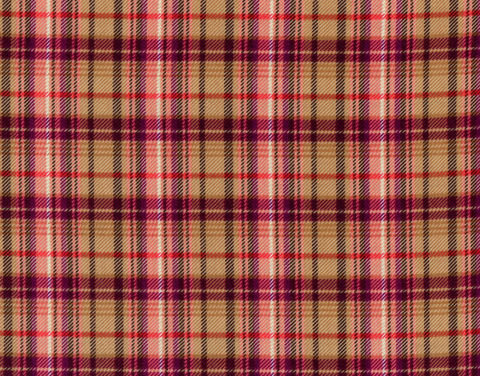 Cotton,Quilt,Fabric,Evelyn,Tan,&,Pink,Plaid,Multi,Cut,Yards,,quilt backing, dresses, quilt fabric,cotton material,auntie chris quilt,sewing,crafts,quilting,online fabric,sale fabric