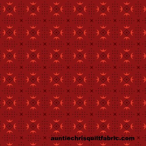 Cotton,Quilt,Fabric,Esters,Heirloom,ShirtingsTurkey,Tracks,Red,Kim,Diehl,,quilt backing, dresses, quilt fabric,cotton material,auntie chris quilt,sewing,crafts,quilting,online fabric,sale fabric
