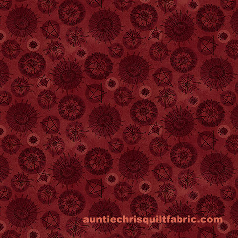 Cotton,Quilt,Fabric,Best,of,Days,Tonal,Flower,Red,Janet,Rae,Nesbitt,,quilt backing, dresses, quilt fabric,cotton material,auntie chris quilt,sewing,crafts,quilting,online fabric,sale fabric
