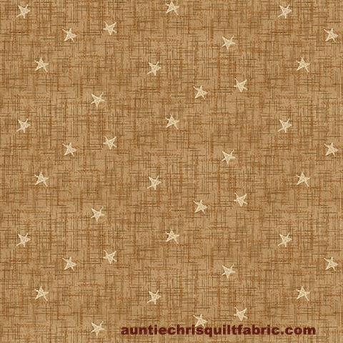 Cotton,Quilt,Fabric,Best,of,Days,Star,Texture,Cocoa,Cream,Janet,Rae,Nesbitt,,quilt backing, dresses, quilt fabric,cotton material,auntie chris quilt,sewing,crafts,quilting,online fabric,sale fabric
