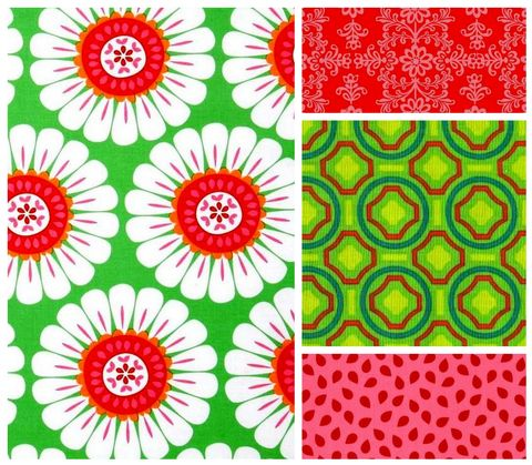 Quick,Cuts,Cotton,Fabric,Frida's,Garden,Coordinated,2,Yard,Medley,,quilt backing, dresses, quilt fabric,cotton material,auntie chris quilt,sewing,crafts,quilting,online fabric,sale fabric