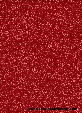 Cotton,Quilt,Fabric,Patriotic,USA,Red,White,Stars,Dots,,quilt backing, dresses, quilt fabric,cotton material,auntie chris quilt,sewing,crafts,quilting,online fabric,sale fabric