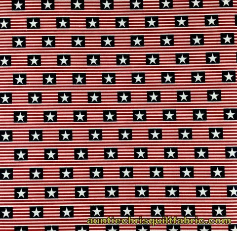 Cotton,Quilt,Fabric,Patriotic,USA,Made,Stars,And,Bars,American,Flags,Red,White,Blue,,quilt backing, dresses, quilt fabric,cotton material,auntie chris quilt,sewing,crafts,quilting,online fabric,sale fabric