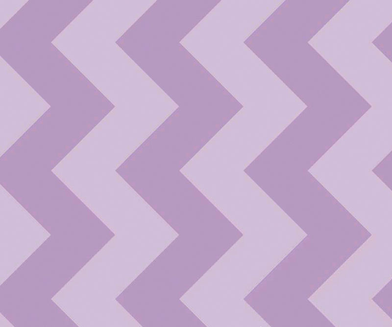 Cotton Quilt Fabric Lt Purple Lavender Wide Chevron Stripe - product images  of