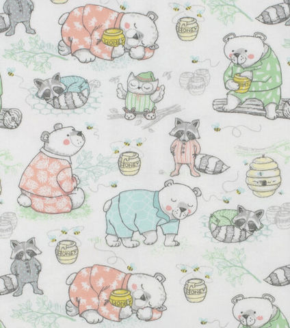 Cotton,Quilt,Fabric,Quality,Flannel,PJ,Party,Animals,Nursery,Gray,,quilt backing, dresses, quilt fabric,cotton material,auntie chris quilt,sewing,crafts,quilting,online fabric,sale fabric