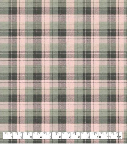 Cotton,Quilt,Fabric,Flannel,Skylar,Pink,Gray,Plaid,,quilt backing, dresses, quilt fabric,cotton material,auntie chris quilt,sewing,crafts,quilting,online fabric,sale fabric