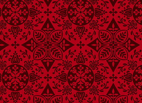 Cotton,Quilt,Fabric,Black,White,And,Red,Hot,Medallion,,quilt backing, dresses, quilt fabric,cotton material,auntie chris quilt,sewing,crafts,quilting,online fabric,sale fabric