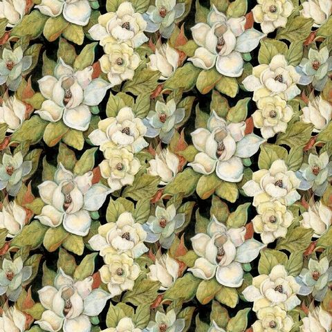 Cotton,Quilt,Fabric,Iridescent,Peacock,Magnolia,Blossoms,Floral,Multi,,quilt backing, dresses, quilt fabric,cotton material,auntie chris quilt,sewing,crafts,quilting,online fabric,sale fabric