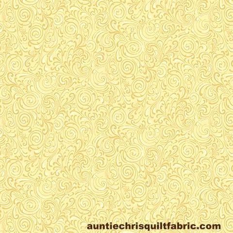Cotton,Quilt,Fabric,Studio,E,Cream,&,Sugar,IX,Scroll,Beige,Swirls,,quilt backing, dresses, quilt fabric,cotton material,auntie chris quilt,sewing,crafts,quilting,online fabric,sale fabric