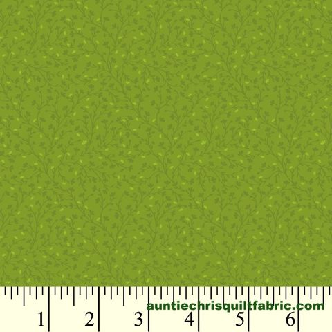 Cotton,Quilt,Fabric,CATHERINE'S,VINES,FOLIAGE,Green,Pre,Cut,Yards,,quilt backing, dresses, quilt fabric,cotton material,auntie chris quilt,sewing,crafts,quilting,online fabric,sale fabric
