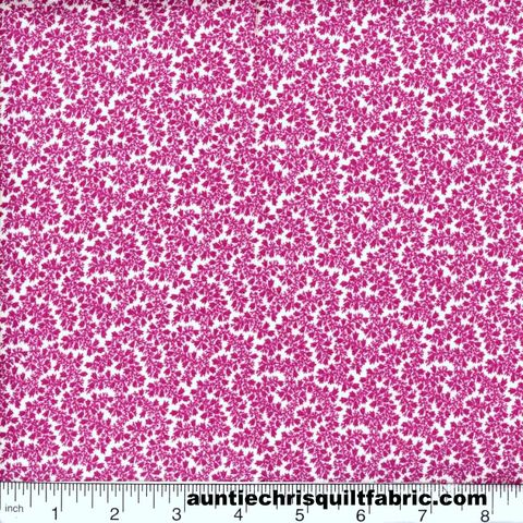 Cotton,Quilt,Fabric,Quilters,Calico,Flowers,334,Pink,Floral,,quilt backing, dresses, quilt fabric,cotton material,auntie chris quilt,sewing,crafts,quilting,online fabric,sale fabric