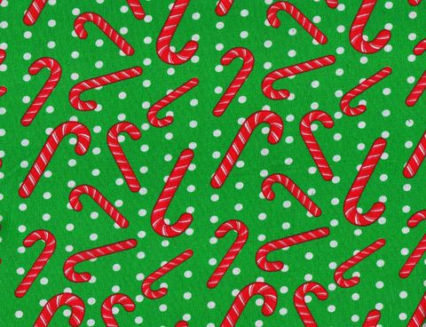 Cotton,Quilt,Fabric,Christmas,Classics,Dotty,Candy,Canes,Green,,quilt backing, dresses, quilt fabric,cotton material,auntie chris quilt,sewing,crafts,quilting,online fabric,sale fabric