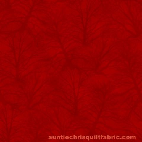 Cotton,Quilt,Fabric,Holiday,Heartland,Tossed,Tonal,Trees,Red,Christmas,,quilt backing, dresses, quilt fabric,cotton material,auntie chris quilt,sewing,crafts,quilting,online fabric,sale fabric