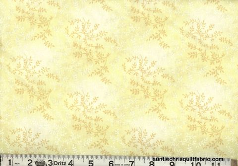 Cotton,Quilt,Fabric,Tonal,Vineyard,Vines,Leaves,Tone,On,Beige,Tan,,quilt backing, dresses, quilt fabric,cotton material,auntie chris quilt,sewing,crafts,quilting,online fabric,sale fabric