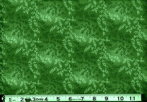 Cotton,Quilt,Fabric,Tonal,Vineyard,Vines,Leaves,Tone,On,Dark,Green,,quilt backing, dresses, quilt fabric,cotton material,auntie chris quilt,sewing,crafts,quilting,online fabric,sale fabric