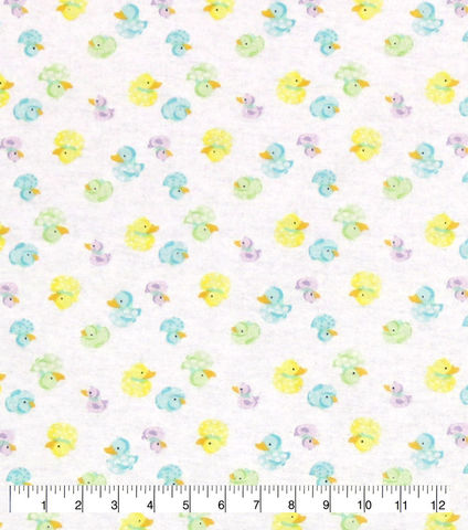 Good,Buy,Cotton,Quilt,Fabric,Flannel,Multicolor,Rubber,Ducks,White,,Multi,,quilt backing, dresses, quilt fabric,cotton material,auntie chris quilt,sewing,crafts,quilting,online fabric,sale fabric