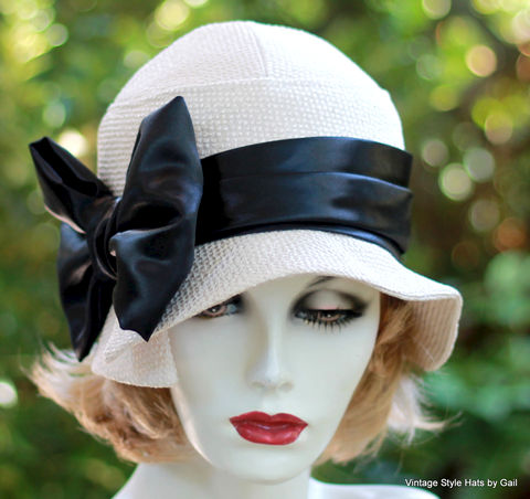 20s,Downton,Abbey,Style,Hat,Ivory,1920s wedding hats,womens hat, ivory cloche hat, flapper hat, cloche hats, fabric hats, designer hats,trendy hat