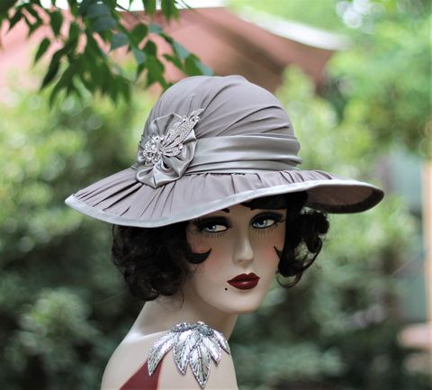 Wide,Brim,Vintage,Style,Wedding,Hat,hats tea party, edwardian hats,victorian hats, wide brim hats,hats vintage,Victorian costume hat