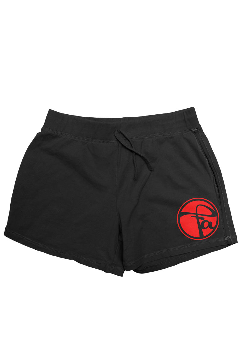 Womens FA Logo Shorts - product images  of