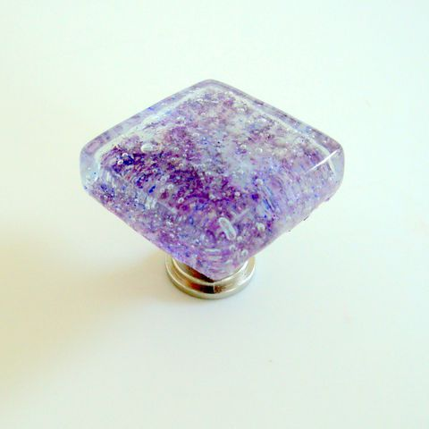 Fused,Glass,Cabinet,Knob,Drawer,Pull,Hardware,Lavender,Handmade,$17.99,Furniture,Fixture,fused_glass,fused_glass_knob,fused_glass_pull,cabinet_knob,drawer_pull,glass_cabinet_knob,glass_drawer_pull,cabinet_pull,drawer_knob,cabinet_hardware,recycled_glass,drawer_pulls,hardware