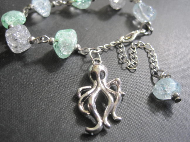 Stormy Seas Octopus Bracelet - product images  of