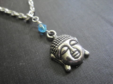 Buddha,Necklace,Buddha Necklace, mystic jewelry, buddah, handmade jewelry, yoga necklace, yoga jewelry