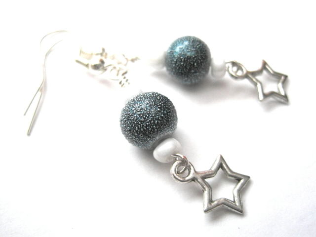 Stargazer Dangle Earrings  - product images  of