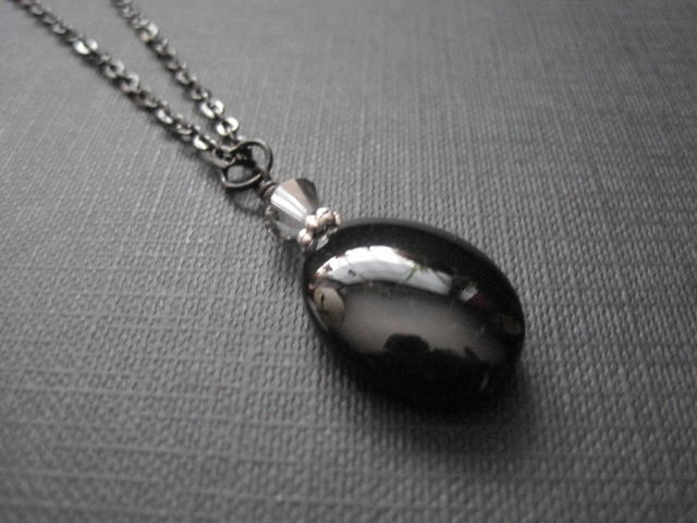 Morticia Cara Mia Goth Necklace - product images  of