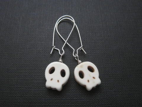 Handmade GC Witch Earrings