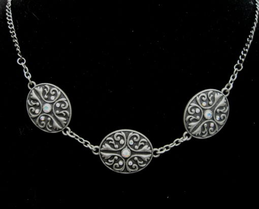 Medieval Gunmetal Choker - product images  of
