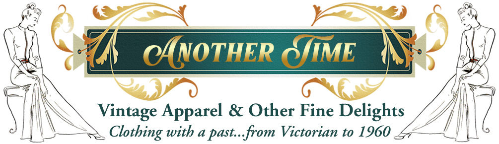 Another Time Vintage Apparel And Other Fine Delights