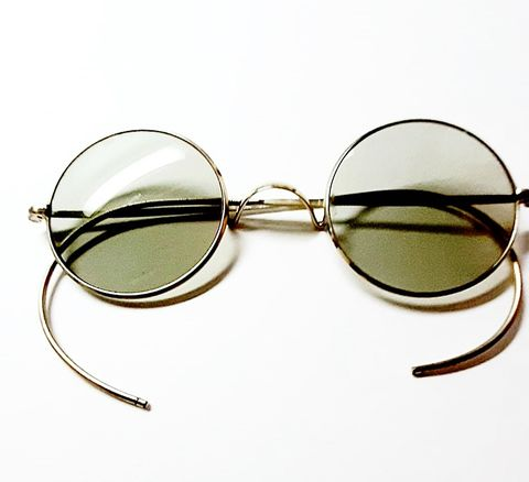 Genuine,1930s,Vintage,Round,Wire,Rim,Deco,Sunglasses,Unisex,Style,Antique sunglasses, 1930s sunglasses ,1930s eye glasses, wire rim,deco eye glasses, round vintage sunglasses,unisex antique spectacles,thirties,1930s eye wear,for sale,anothertimevintageapparel,vintage sunglasses