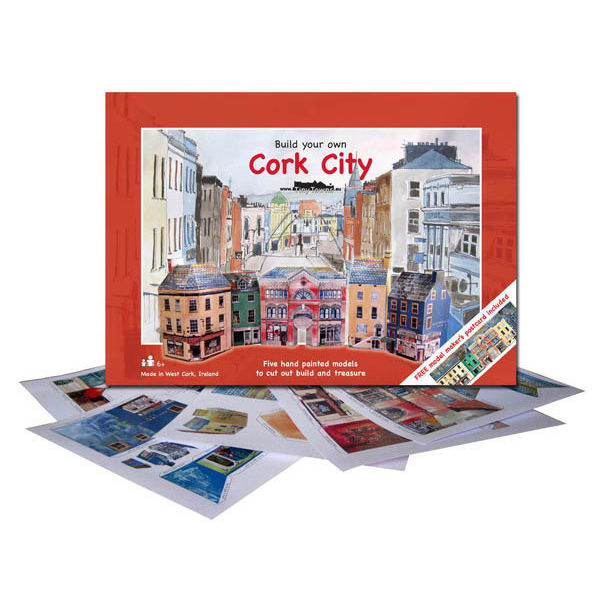 Tiny Ireland - Cork City street model kit - product image