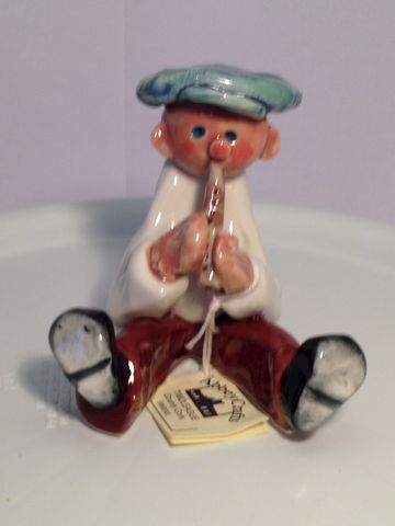Little,Man,-,whistler,Abbeycrafts,little man, whistle, porcelain