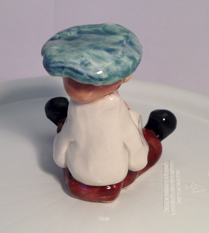 Little Man - whistler - Abbeycrafts - product image