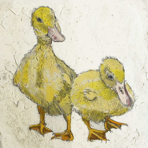 Farmyard - Duckling - Mini Prints - product images