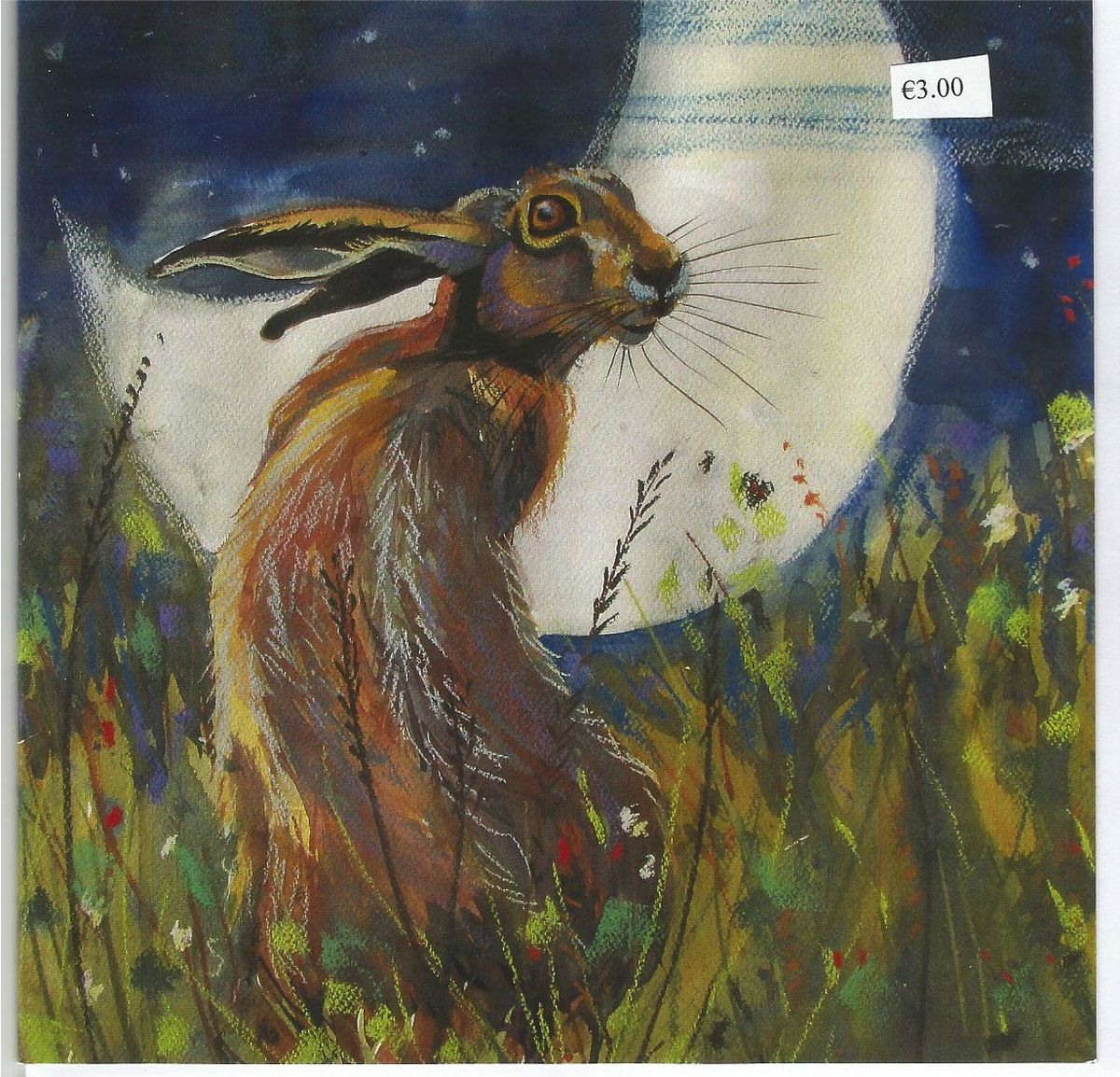 Hare and Moon - product image