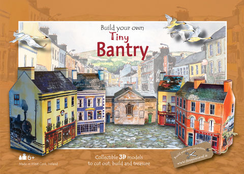 Tiny-Ireland-Bantry-A4-Model,Pack,Tiny-Ireland-Bantry-A4-Model Pack